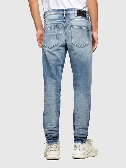 Diesel - D-Strukt Slim Jeans 009NS, Light Blue - Jeans - Image 2