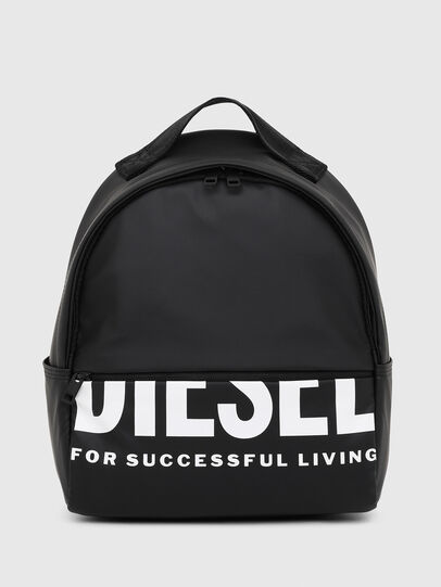 Diesel - F-BOLD BACK FL II, Black - Backpacks - Image 1