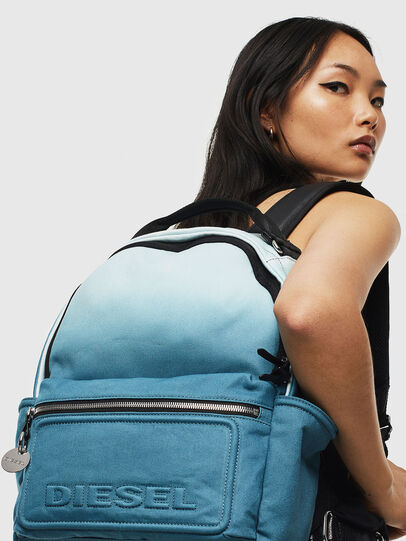 Diesel - PALU', Light Blue - Backpacks - Image 8