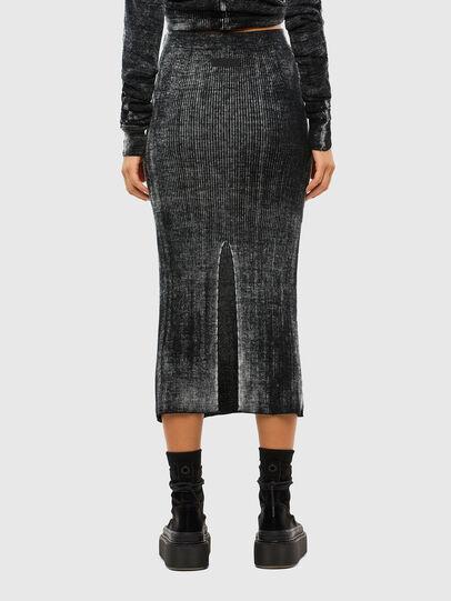 Diesel - M-ISLA, Black - Skirts - Image 2