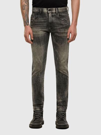Diesel - D-Strukt 009EV, Black/Dark Grey - Jeans - Image 1