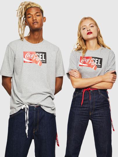 Diesel - CC-T-JUST-COLA,  - T-Shirts - Image 6