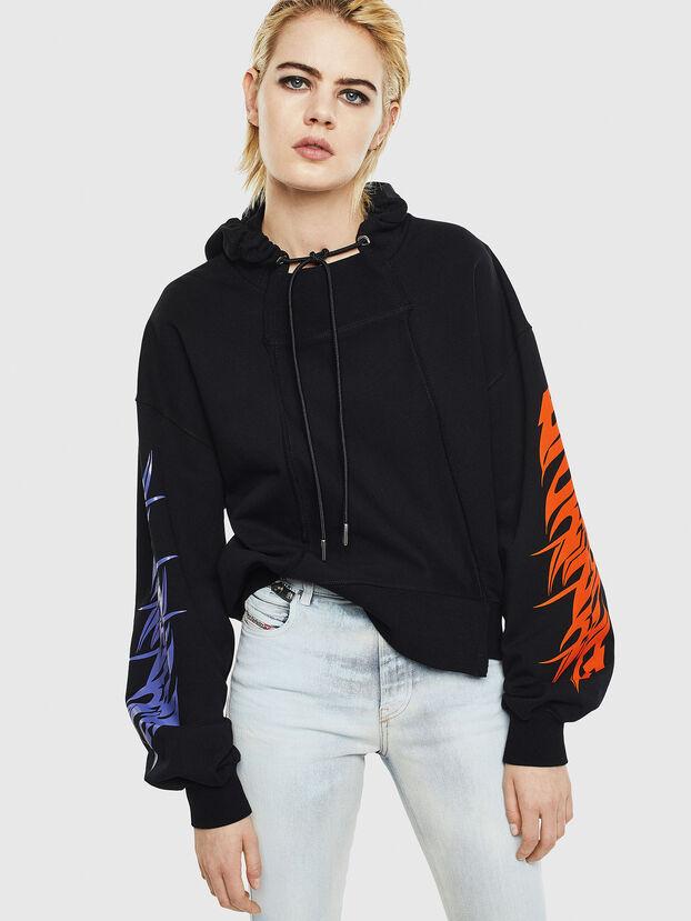 F-KREEN, Black - Sweatshirts
