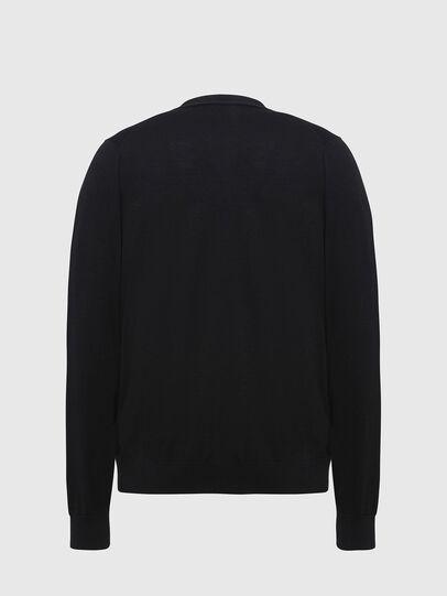 Diesel - K-JAMIE, Black - Sweaters - Image 2