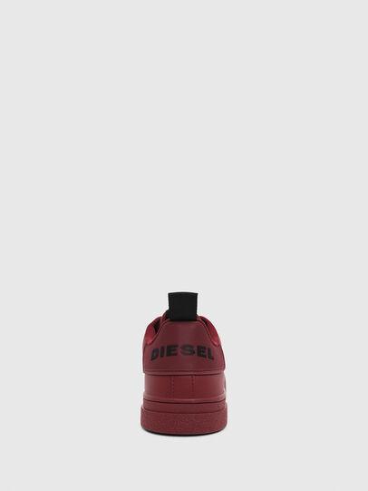 Diesel - S-CLEVER LOW LACE, Bordeaux - Sneakers - Image 5