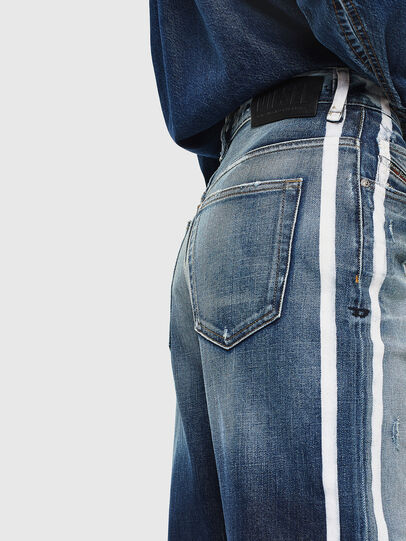 Diesel - D-Reggy 0096S, Medium Blue - Jeans - Image 3