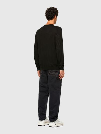 Diesel - K-CROFT, Black - Sweaters - Image 5