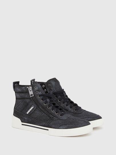 Diesel - S-DVELOWS, Black - Sneakers - Image 2