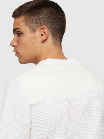 Diesel - K-LESTER, White - Sweaters - Image 6