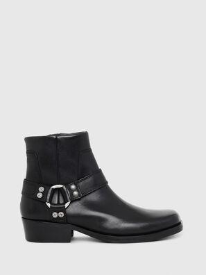 D-BIOYS MC, Black - Boots