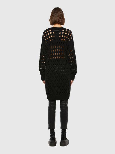 Diesel - M-RADHA, Black - Sweaters - Image 2