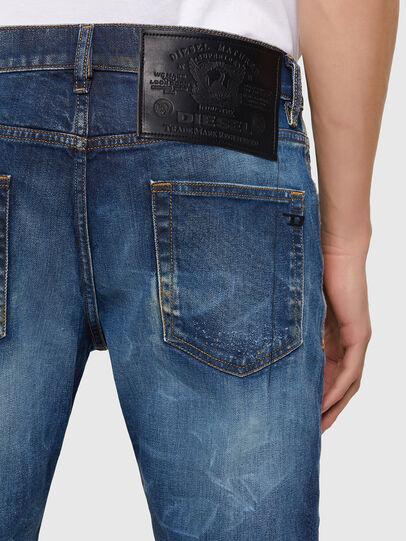 Diesel - D-Strukt Jeans 009NT, Medium Blue - Jeans - Image 4
