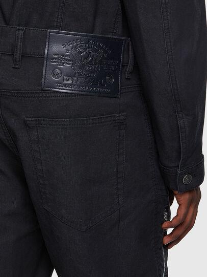 Diesel - D-VIDER Carrot JoggJeans® 0DDAX, Black/Dark Grey - Jeans - Image 3