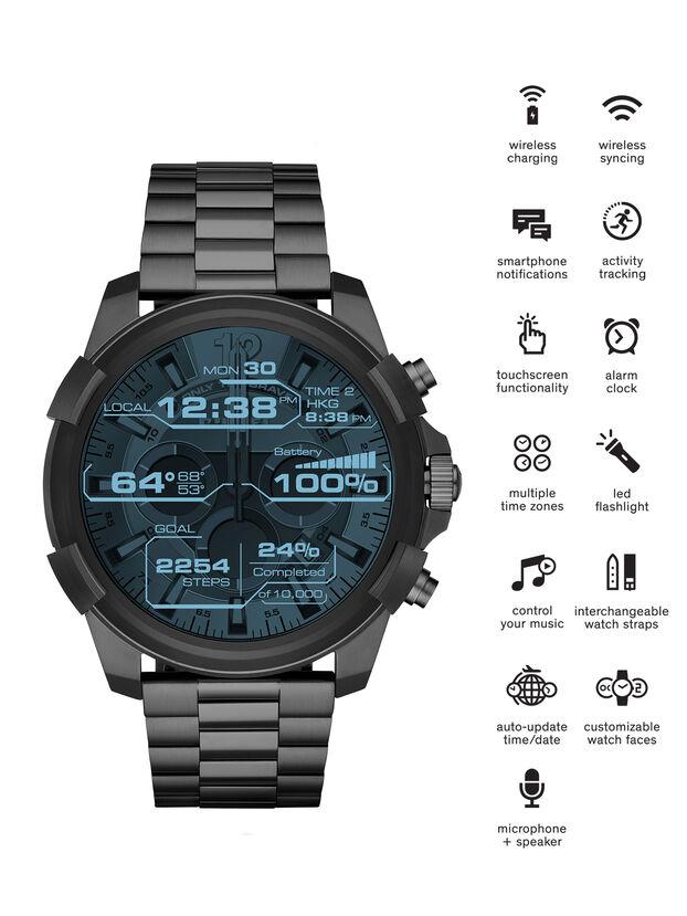 DT2004, Metal Grey - Smartwatches