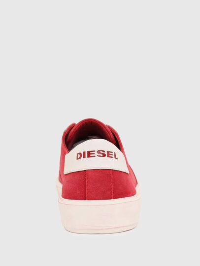 Diesel - S-MYDORI LC, Rojo - Sneakers - Image 4