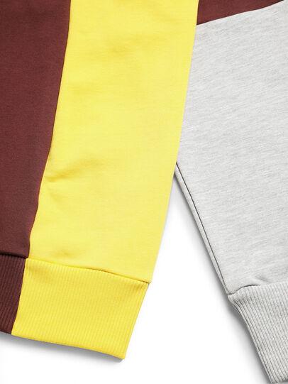 Diesel - D-TAGLIA&CUCI, Multicolor - Sweatshirts - Image 6