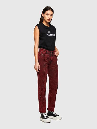 Diesel - D-Joy Slim Jeans 009RJ, Red - Jeans - Image 6