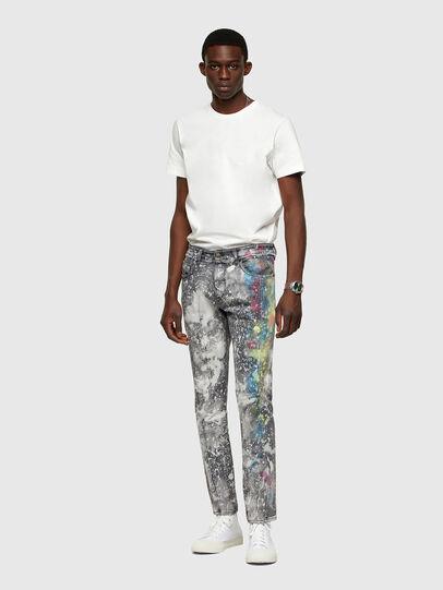Diesel - D-Strukt 009SW, Light Grey - Jeans - Image 6