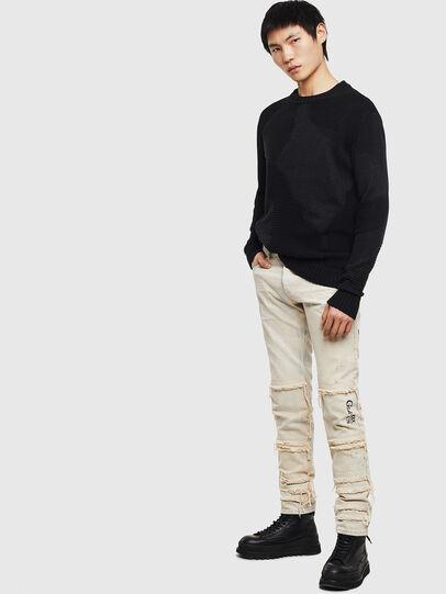 Diesel - K-CAMMY, Black - Sweaters - Image 6
