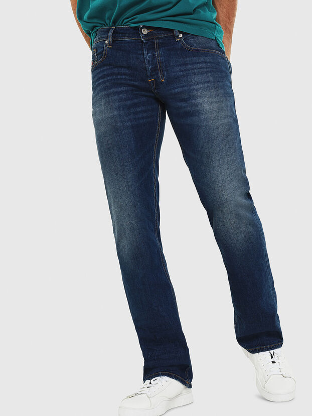 Zatiny 087AW, Dark Blue - Jeans