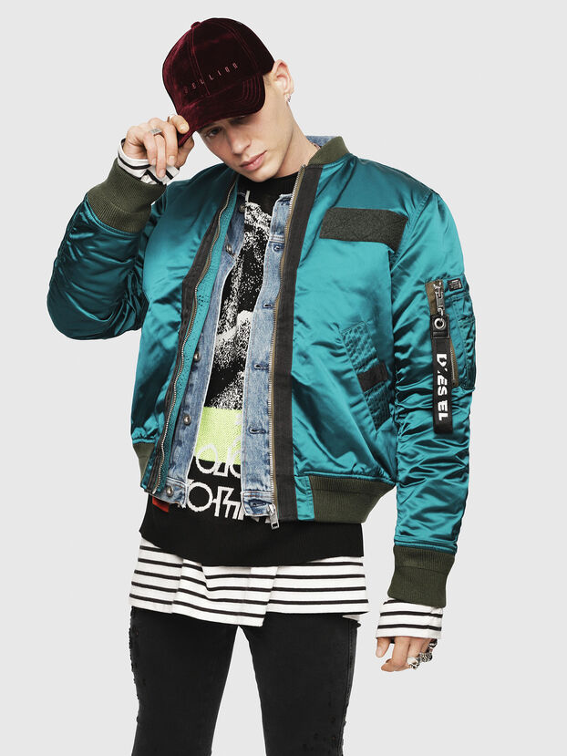 J-SOULY,  - Jackets