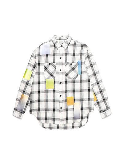 Diesel - D-GRADIENTCHECK,  - Camisas - Image 1