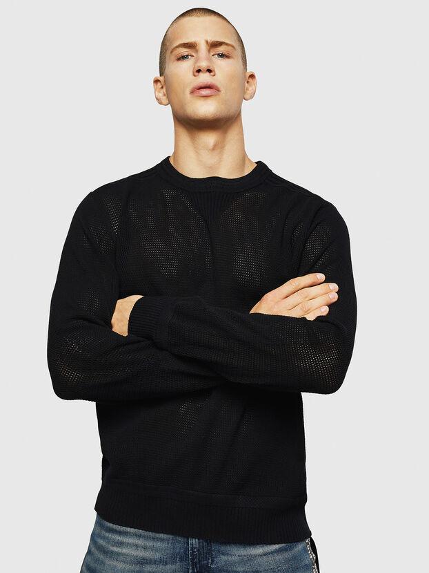 K-RIO, Black - Sweaters