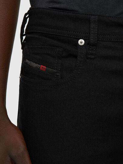 Diesel - Zatiny Bootcut Jeans 0688H, Black/Dark Grey - Jeans - Image 3