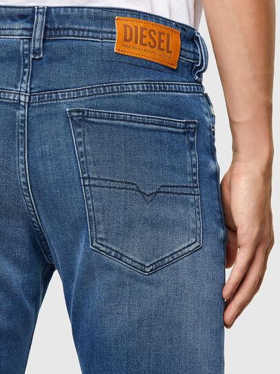 Diesel - Buster 009MB, Medium Blue - Jeans - Image 4