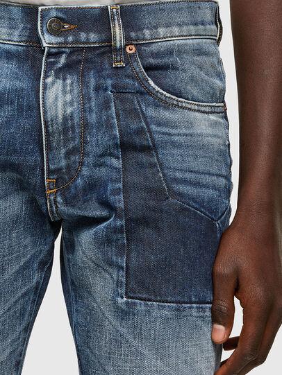 Diesel - D-Strukt Slim Jeans 009NI, Medium Blue - Jeans - Image 3