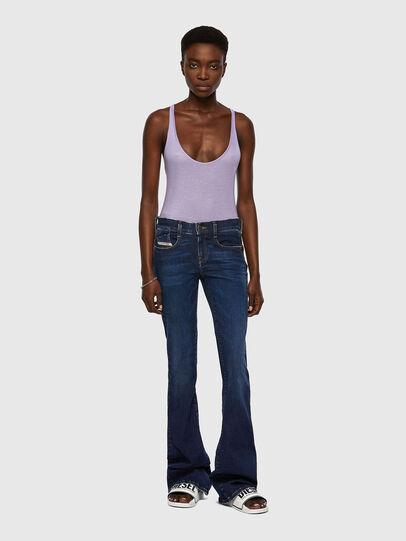 Diesel - D-Ebbey Bootcut Jeans 09A30, Dark Blue - Jeans - Image 5