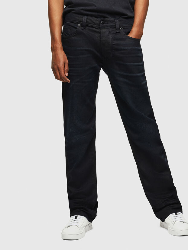 Larkee C84AY, Dark Blue - Jeans