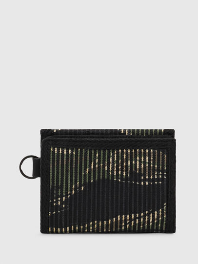 Diesel - YOSHI, Black/Green - Small Wallets - Image 2