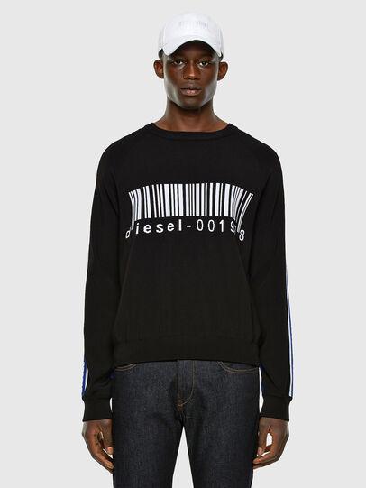 Diesel - K-RUSH, Black - Sweaters - Image 5