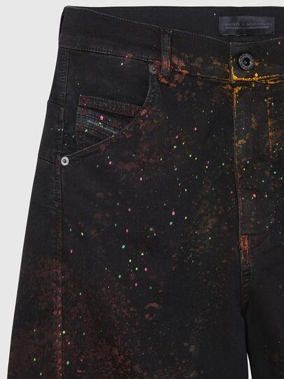 Diesel - TYPE-2018-NE, Black/Dark Grey - Jeans - Image 3