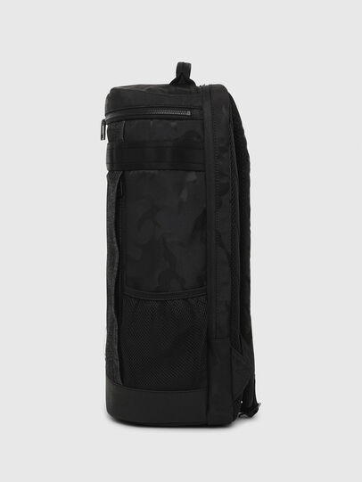 Diesel - SKULPTOR, Black - Backpacks - Image 3