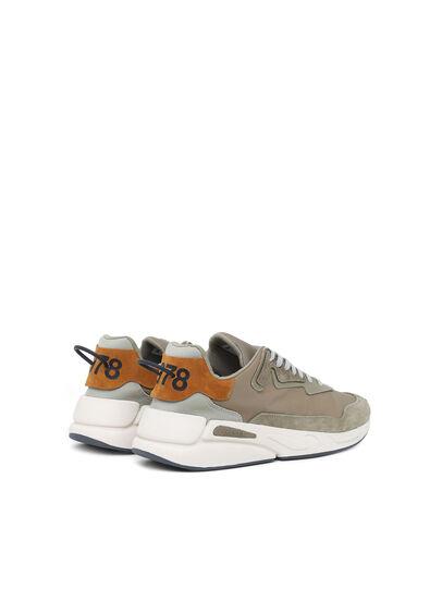Diesel - S-SERENDIPITY LC, Brown - Sneakers - Image 3