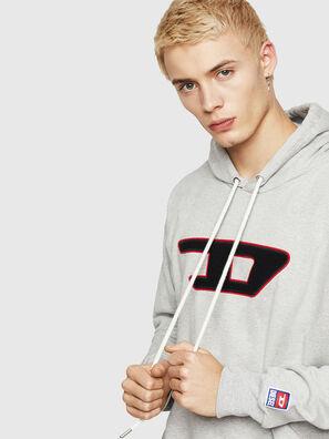 S-DIVISION-D, Grey - Sweatshirts