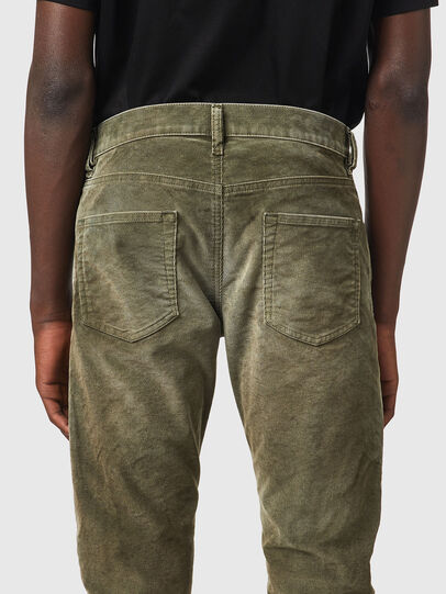 Diesel - D-Strukt Slim Jeans 069XQ, Military Green - Jeans - Image 4