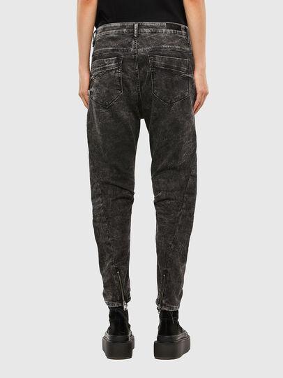 Diesel - FAYZA JoggJeans® 009FZ, Black/Dark Grey - Jeans - Image 2