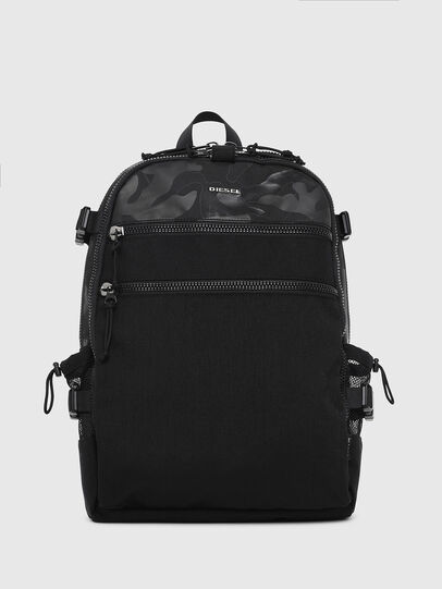 Diesel - F- URBHANITY BACK, Blue/Black - Backpacks - Image 1