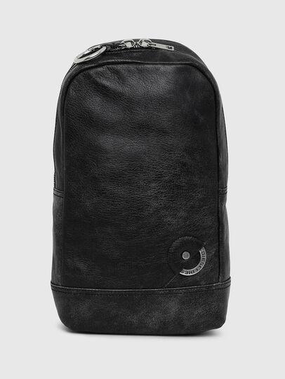 Diesel - ALTAVILLA, Black - Backpacks - Image 1