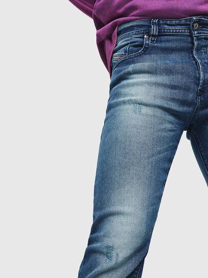 Diesel - Buster C84NV, Light Blue - Jeans - Image 4