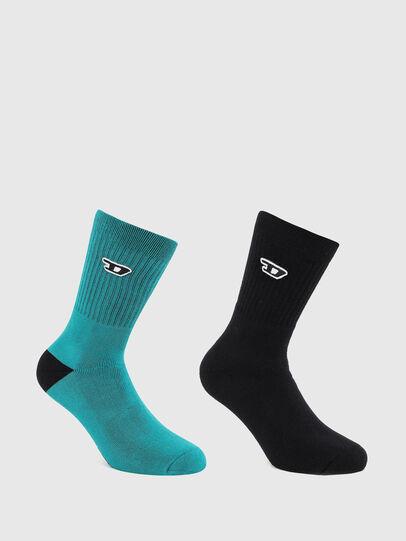 Diesel - SKM-RAY-TWOPACK,  - Socks - Image 1