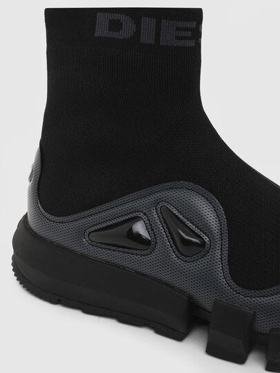 Diesel - H-PADOLA HSB, Black - Sneakers - Image 4