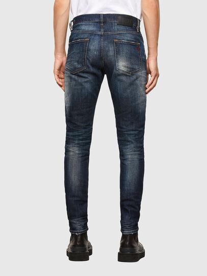 Diesel - D-Strukt 009JT, Dark Blue - Jeans - Image 2