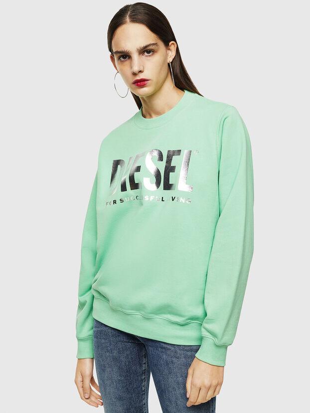 F-ANG, Green - Sweatshirts