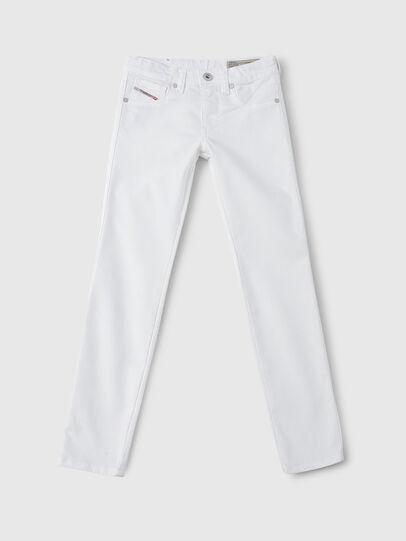 Diesel - DHARY-J, White - Jeans - Image 1