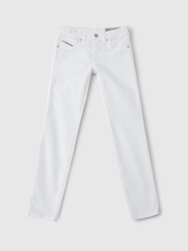 DHARY-J, White - Jeans