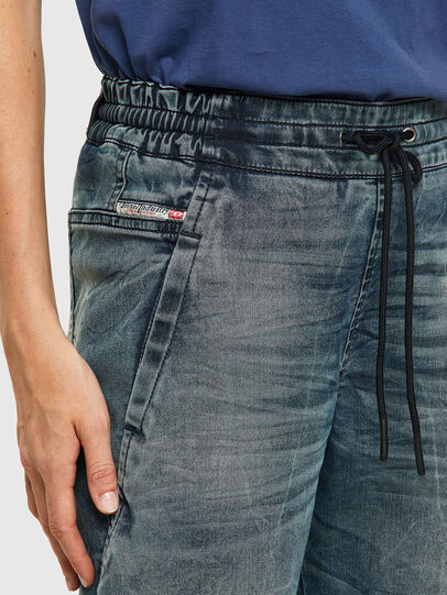 Diesel - Krailey Boyfriend JoggJeans® 069YG, Medium Blue - Jeans - Image 5